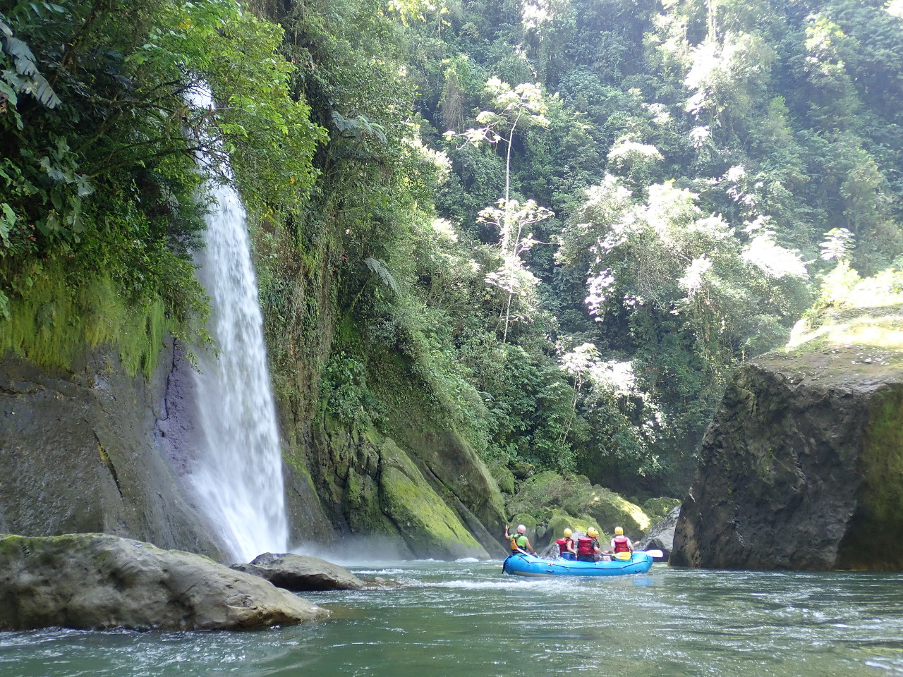 Pacuare Rafting 2 Day Tour