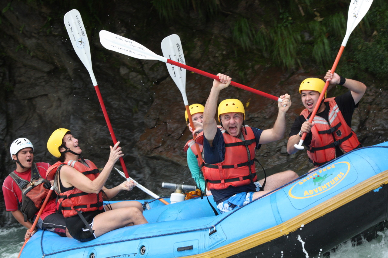 Pacuare Rafting 3 Day Tour